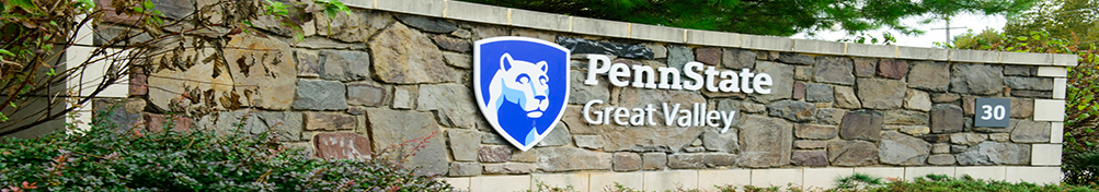 Photo of Penn State logo