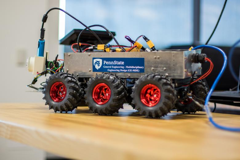 Photo of remote controlled vehicle