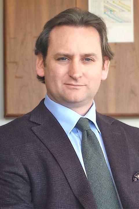 Photo of Colin J. Neill, Ph. D.