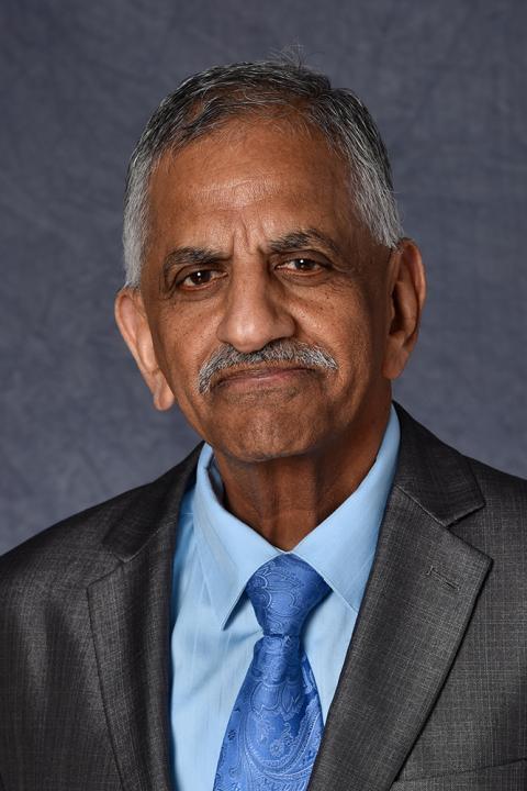 Kailasam Satyamurthy headshot