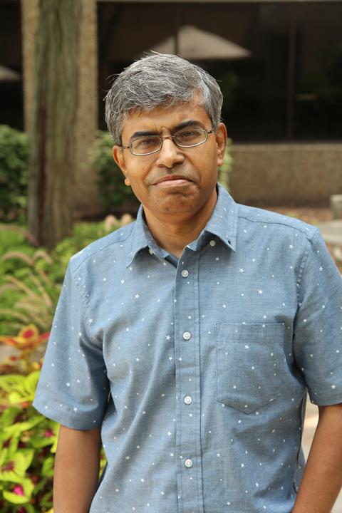 Partha Mukherjee headshot