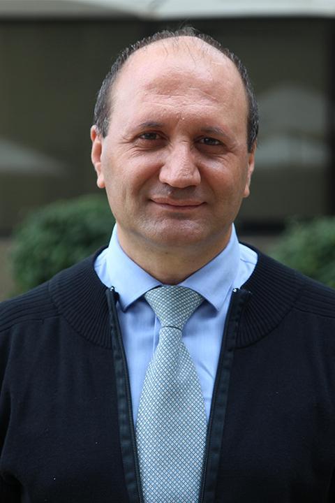 Youakim Badr headshot