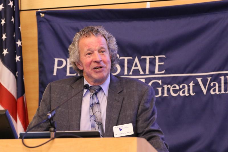 Photo of Penn State Great Valley Chancellor Dr. James Nemes