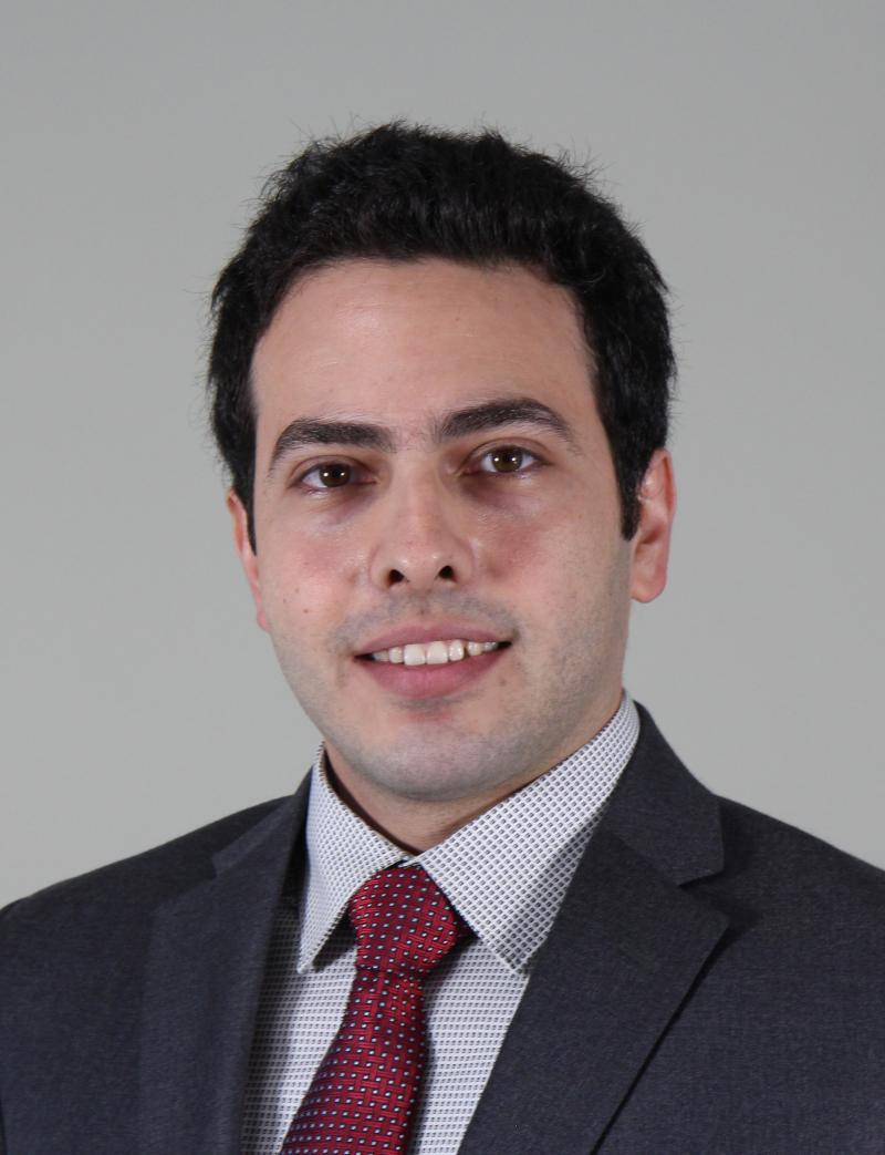 Photo of Dr. Ashkan Negahban, Assistant Professor of Engineering Management