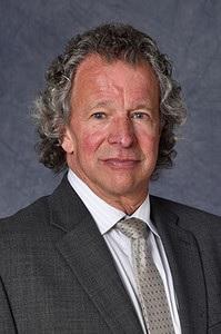 Photo of Chancellor Nemes