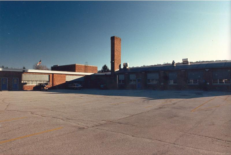 Photo of school building