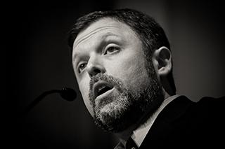 Photo of speaker Tim Wise