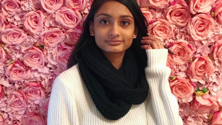 Headshot of Krina Patel
